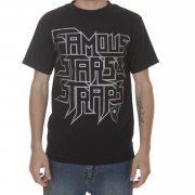 Famous Stars and Straps Famous Stars&Straps T-Shirt: Toxic BK, S