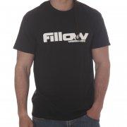 Fillow T-Shirt: Anvil 980 BK