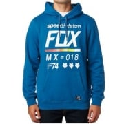 Fox Racing Sweatshirt: District 2 Pullover Fleece BL
