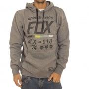 Fox Racing Sweatshirt: District 2 Pullover Fleece GR