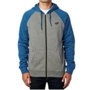 Fox Racing Sweatshirt: Legacy Zip Fleece GR