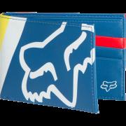 Fox Racing Fox Wallet: Draftr Pinned Wallet PU BL/MC