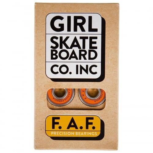 Girl Bearings: F.A.F. Bearings