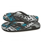 Globe Slippers: Nimos BK/BL