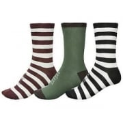 Globe Socks: Dion Deluxe Sock (Pack 3) MC