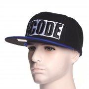 Gorra Baker: G-Code Cap BK/BL