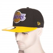 Gorra New Era: All Star Capper Los Angeles Lakers BK/YL