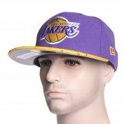 Gorra New Era: Reptile Mix Lakers PP/YL