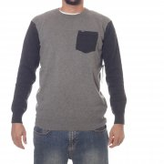 Hurley Sweater: Roasted Crew GR