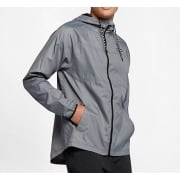 Hurley Windbreaker: Protect Solid Jacket GR