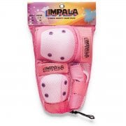 Impala Pads Pack: Protective Set Youth Pink
