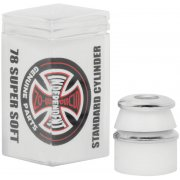 Independent Bushings: Cushions White 78 Super Soft