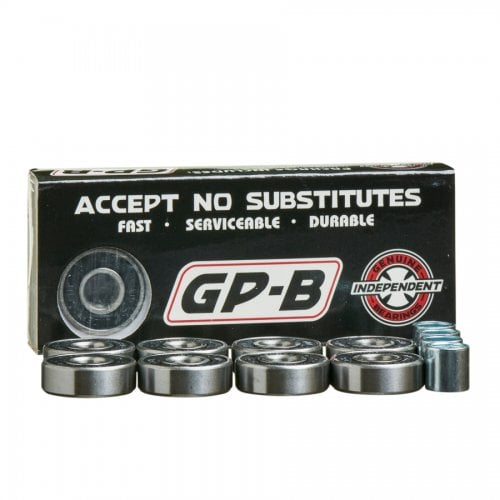 Independent Lagers: GP-B Box/8