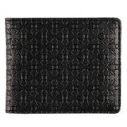 Independent Wallet: Repeat Cross Black