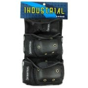 Industrial Pads Pack: Pad Set 3 in 1 Black
