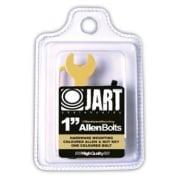 """Jart Bolts: Blister Mounting Bolts 1"""" Allen"""