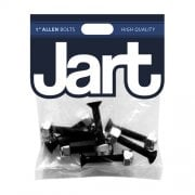 "Jart Bolts: Pack Mounting Bolts 1"" Allen"