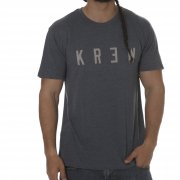 Krew T-Shirt: Locker Dark Teal Heather GR