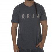 Krew T-Shirt: Locker Dark Teal Heather GR