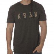 Krew T-Shirt: Locker GR/BR