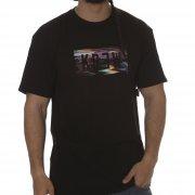Krew T-Shirt: Locker Static Black BK