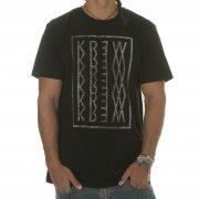 Krew T-Shirt: Reflex Black BK