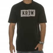 Krew T-Shirt: Rose Locker BK