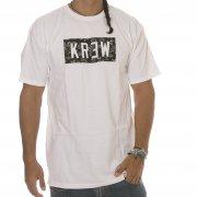 Krew T-Shirt: Rose Locker White WH