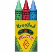 Krooked Skateboarding Wax: Krayon Kurb