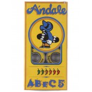 Lagers Andale: Abec 5