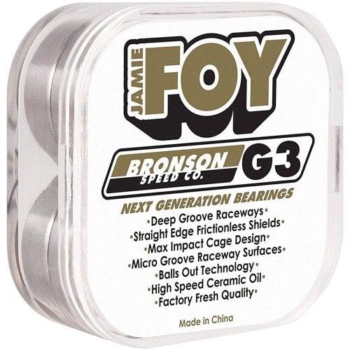 Lagers Bronson Speed Co: G3 Jamie Foy