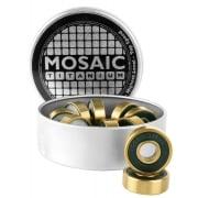 Lagers Mosaic: Super Titanium 1 Abec 7 Black