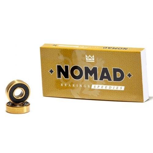 Lagers Nomad: Nomad Bearing Speedies