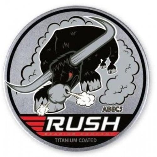 Lagers Rush: Titanium ABEC 5