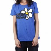 Loreak Mendian Girl T-Shirt: Margarita NV, XS