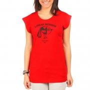 Loreak Mendian Girl T-Shirt: PioPio PK, XS