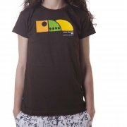 Loreak Mendian Girl T-Shirt: Urbanismo BR, xs