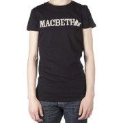 Macbeth Girl T-Shirt: Logo BK, XS