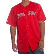 Majestic MLB Jersey: Boston Red Sox RD
