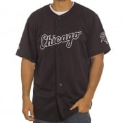 Majestic Overhemd: MLB Replica Jersey Chicago BK