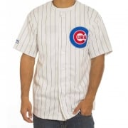 Majestic Overhemd: MLB Replica Jersey Cubs WH