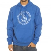 Majestic Sweatshirt: Graphic LA Dodgers BL