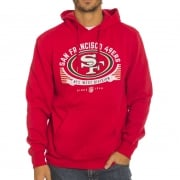 Majestic Sweatshirt: Graphic SF 49ers RD