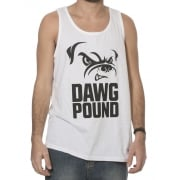 Majestic Tank-Top: Cleveland Browns Dawg Pound WH