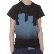 Matix Girl T-Shirt: Cityline BK, XS