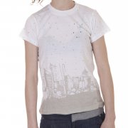 Matix Girl T-Shirt: Still Starry Night WH, XS