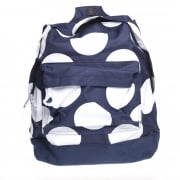 Mi-Pac Backpack: Polka XL NV/WH