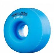 Mini-Logo Skateboards Wheels: C-Cut Blue (53 mm)