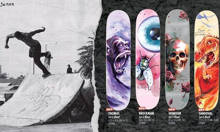 zero Skate Shop