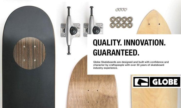 Globe Skateboardas